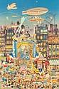 Hiro Yamagata, (Japanese, b. 1948), Calavados, Hiro  Yamagata, Click for value