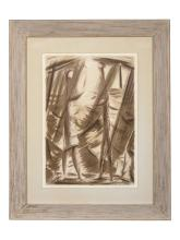 Emil Weddige (Canadian, 1907-2001) The Sea