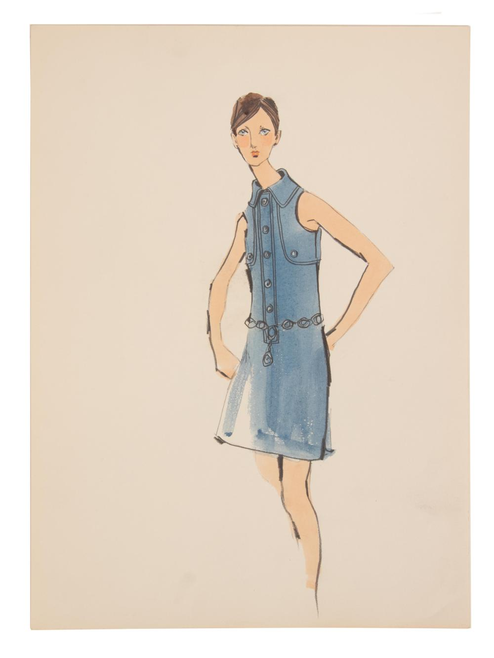 Property From The Geoffrey Beene Archive: Clothes That Care©