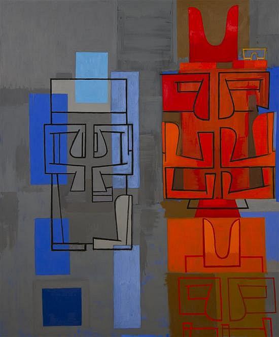 *David Storey, (American, b. 1948), Untitled, 1987