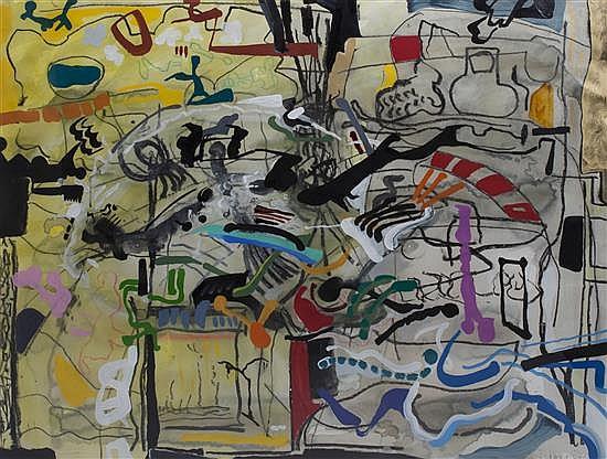 Randall Schmit, (American, b. 1955), Untitled