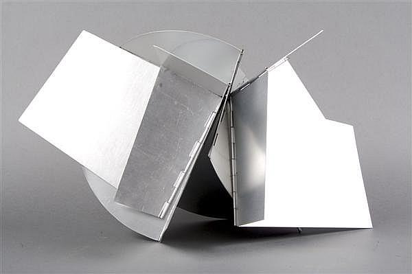 Lygia Clark, (Brazilian, 1920-1988), Raw Cubismo