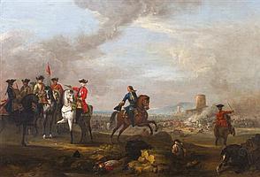 Peter Tillemans, (British, 1684-1734), Untitled