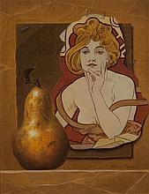 Patrick Farrell, (Wisconsin, b. 1945), A Golden Pair, 1975