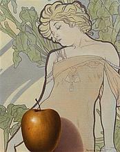 Patrick Farrell, (Wisconsin, b. 1945), Artemis Apple, 1977
