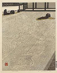 Hashimoto Okiie, (Japanese, 1899-1993), Untitled, 1958