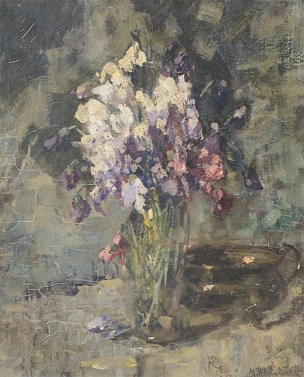 Marie Kleinbardt-Weger, (American, 1882-1980), Still Life