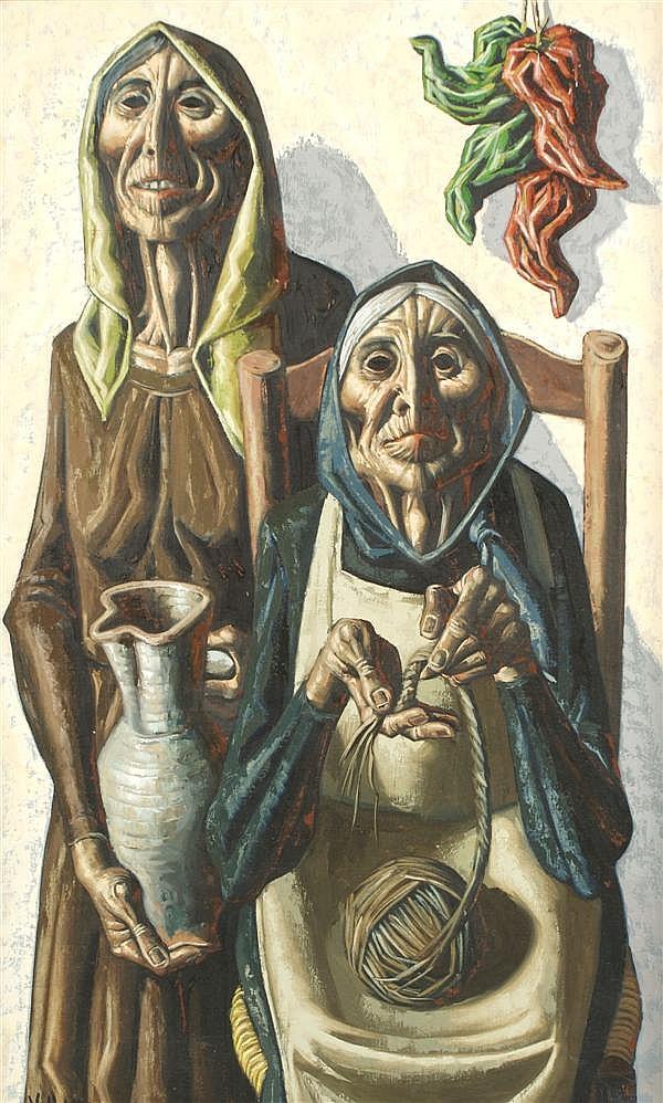 *Jesus Villar, , Iberian Peasants