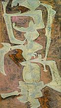 Ezio Martinelli, (American, 1913-1981), Untitled, 1949