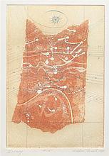 Arthur Thrall, (Wisconsin, b. 1926), Galaxy