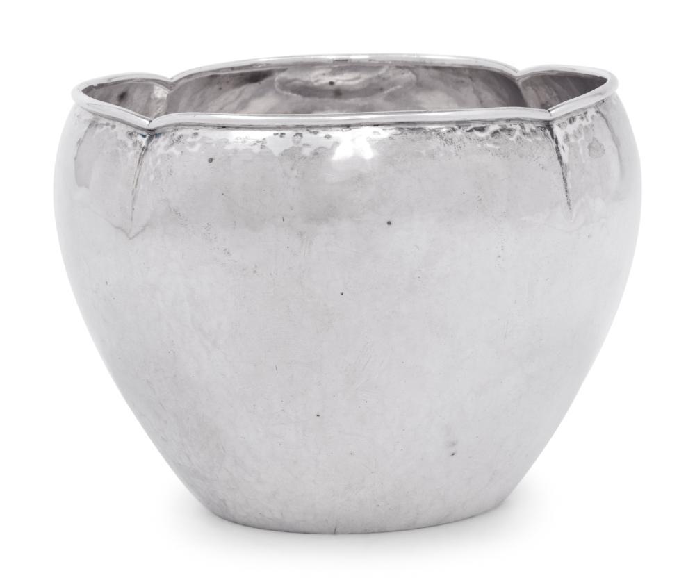 A Kalo Arts & Crafts Silver Bowl