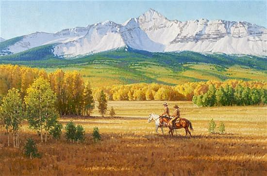 Jimmy Dyer, , Mountain Backed Riders