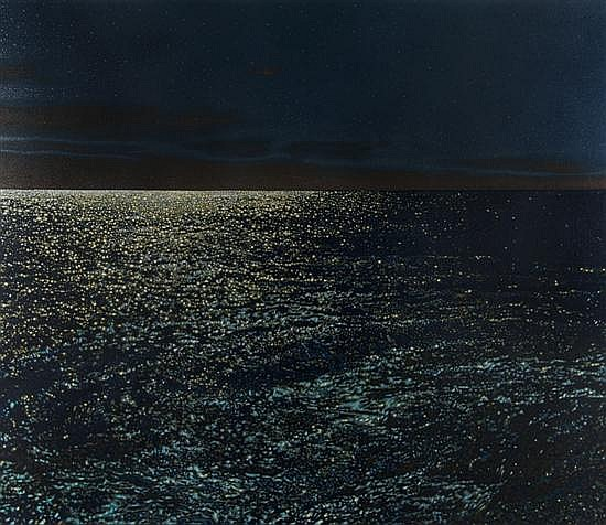 Ron Bolt, (Canadian, b. 1938), Star Lit Beach