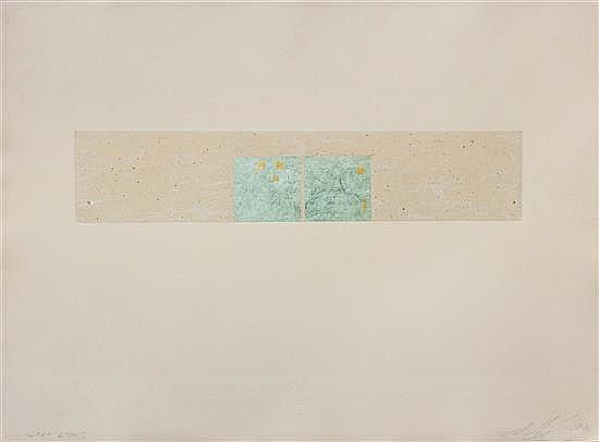 Judy Tuwaletstiwa, (American, b. 1941), 16 + 22 2 times, 1996