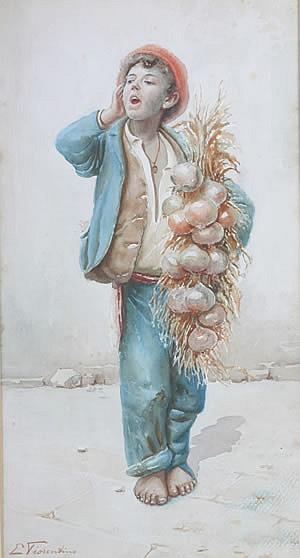 E. Viorentino, (Italian, 19th Century),
