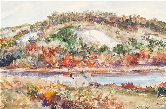 John Whorf, (American, 1903-1959), October