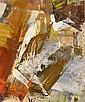 John Saccaro, (American, 1913-1981), Untitled, John M Saccaro, Click for value