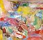 Robert Natkin, (American, b. 1930), Untitled, Robert Natkin, Click for value