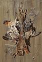*Adam Lehr, (American, 1853-1924), Still Life with Game, 1889, Adam Lehr, Click for value