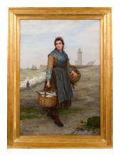 Eugenie Alexandrine Marie Salanson (French, 1836-1912)