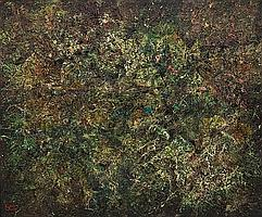 *Elizabeth Orton Jones, (American, 1910-2005), Moss…Rock…Place
