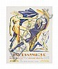 *Rolf Stoll, (American, 1892-1978), Bal Dynamique, Rolf Stoll, Click for value