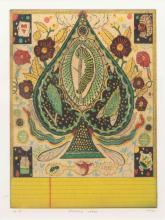 Tony Fitzpatrick (American, b. 1958) Emerald Spade, 1996
