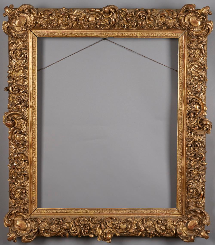 Large Gilt Ornate Frame