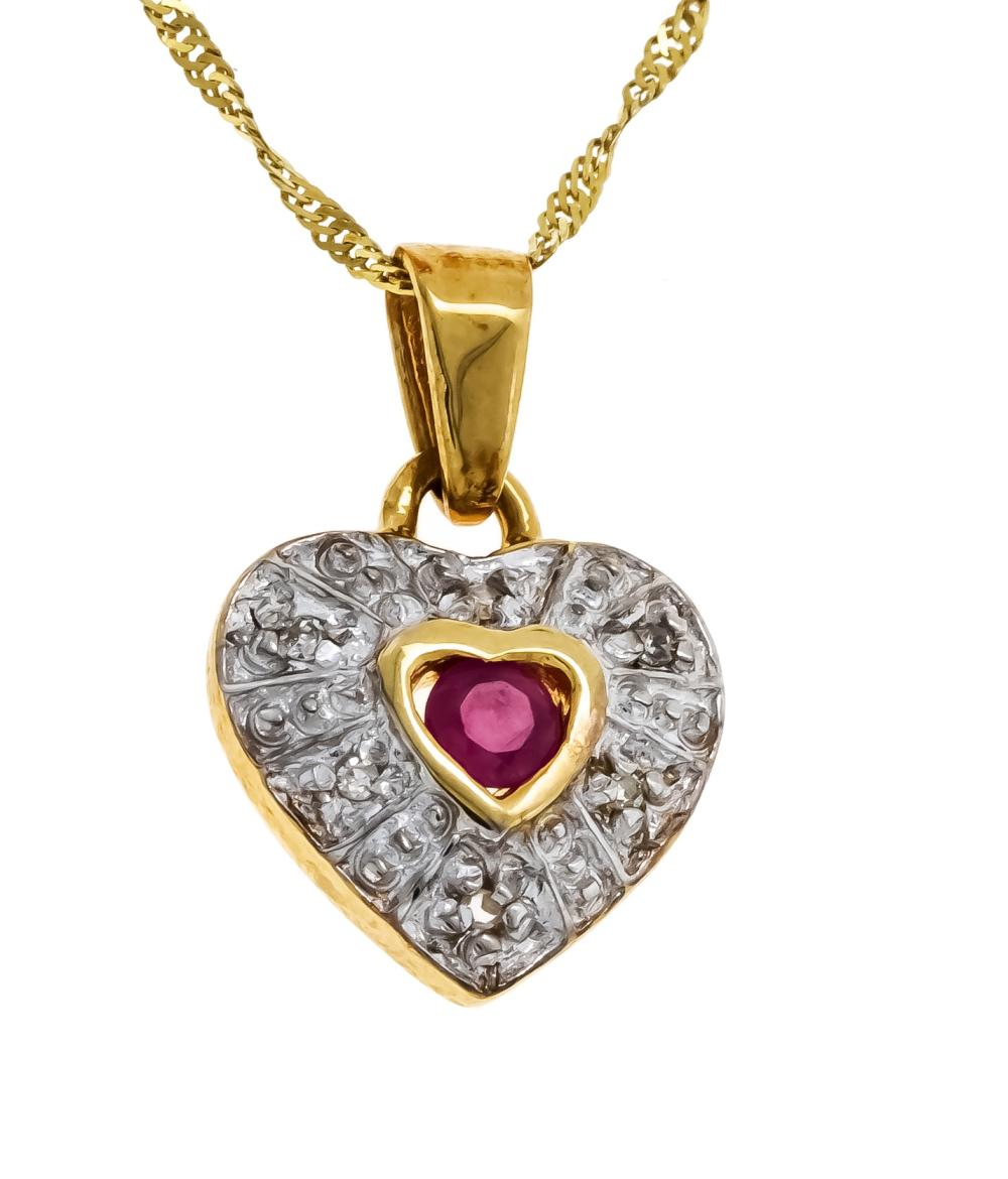 Heart pendant GG 333/000 with