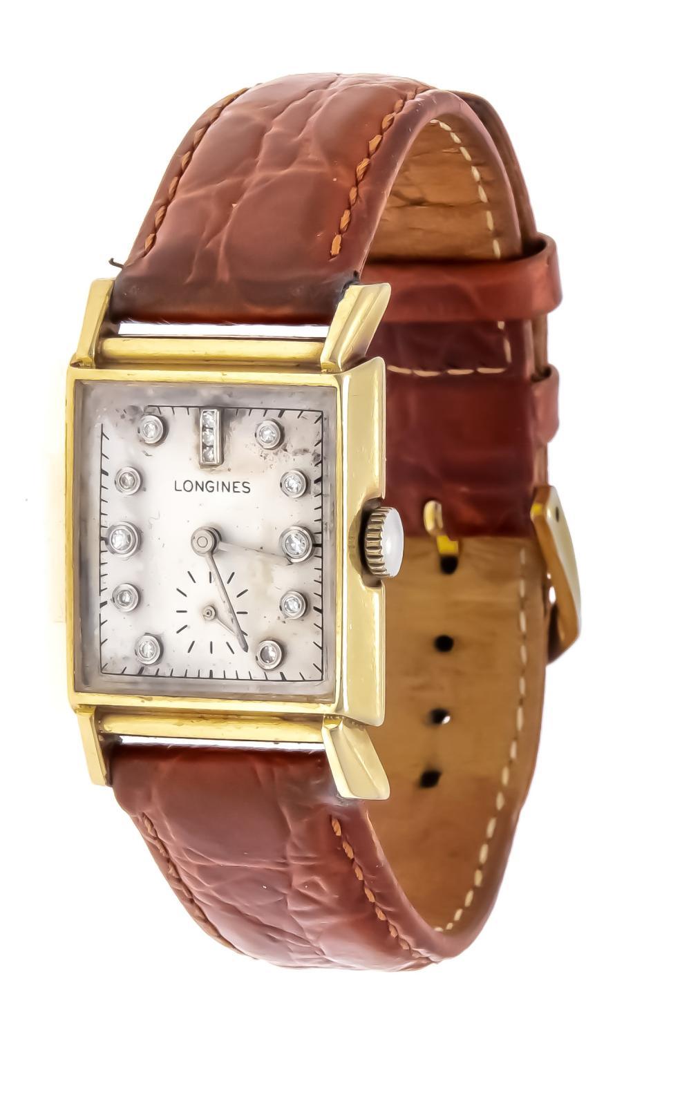 Longines, wristwatch, GG585/0