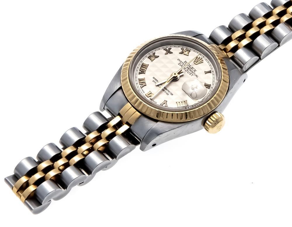 Rolex Lady Datejust, Automati