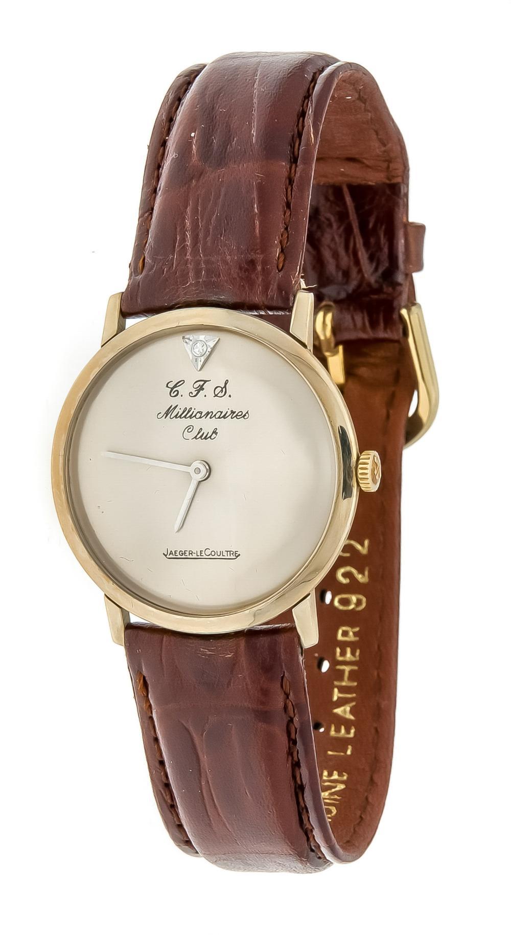 Jaeger leCoultre men's watch,