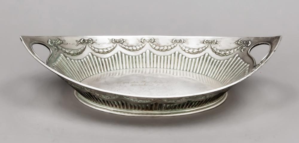 Bread bowl, German, c. 1900,