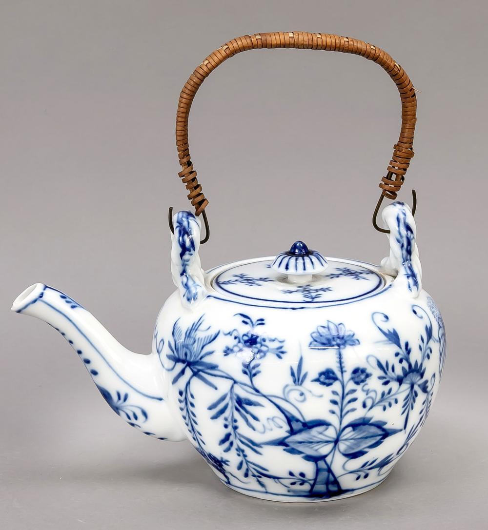 Teapot, w. Thuringia, 20th cen