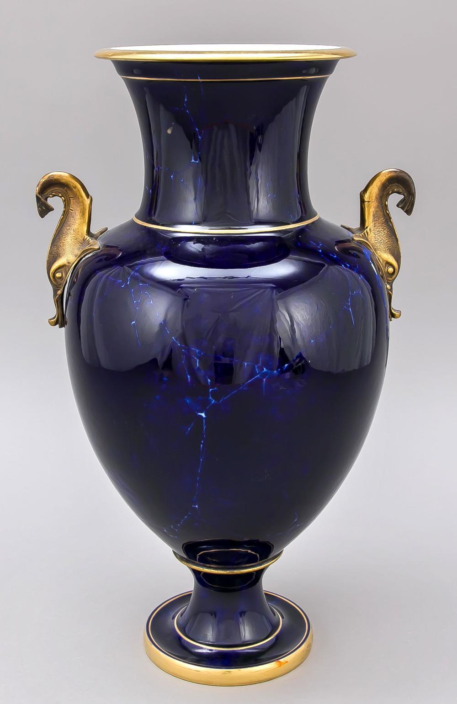 Vase, Sévres, mark 1873, decor