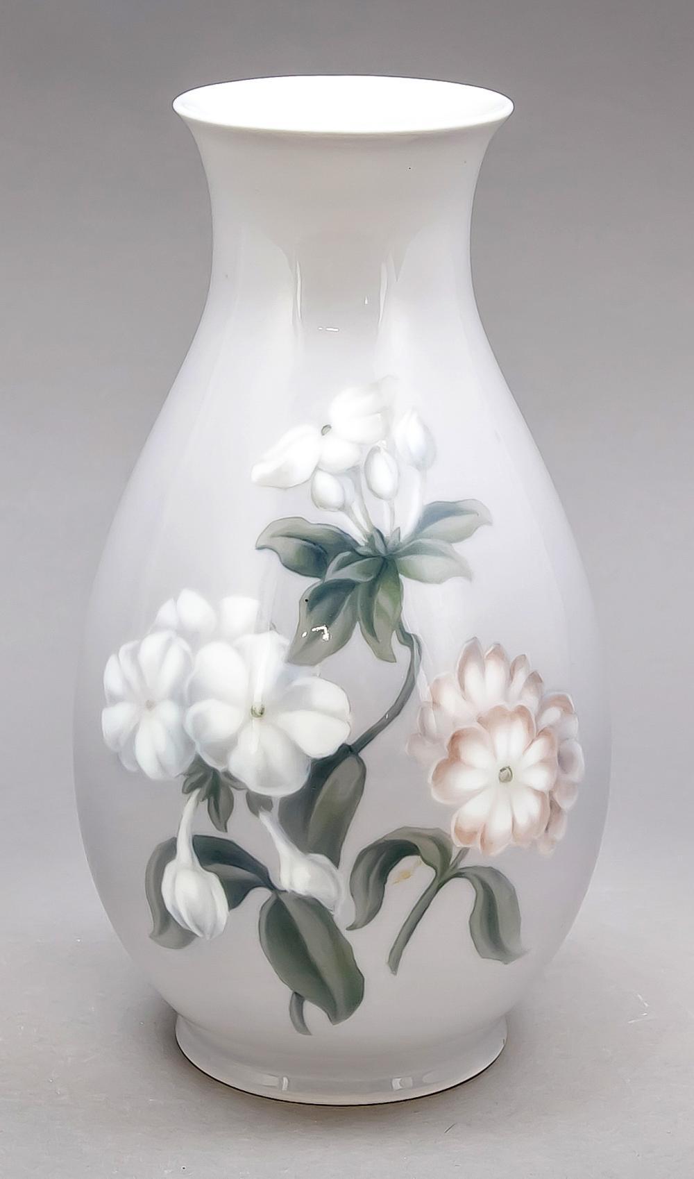 Art Nouveau vase, Bing & Grönd