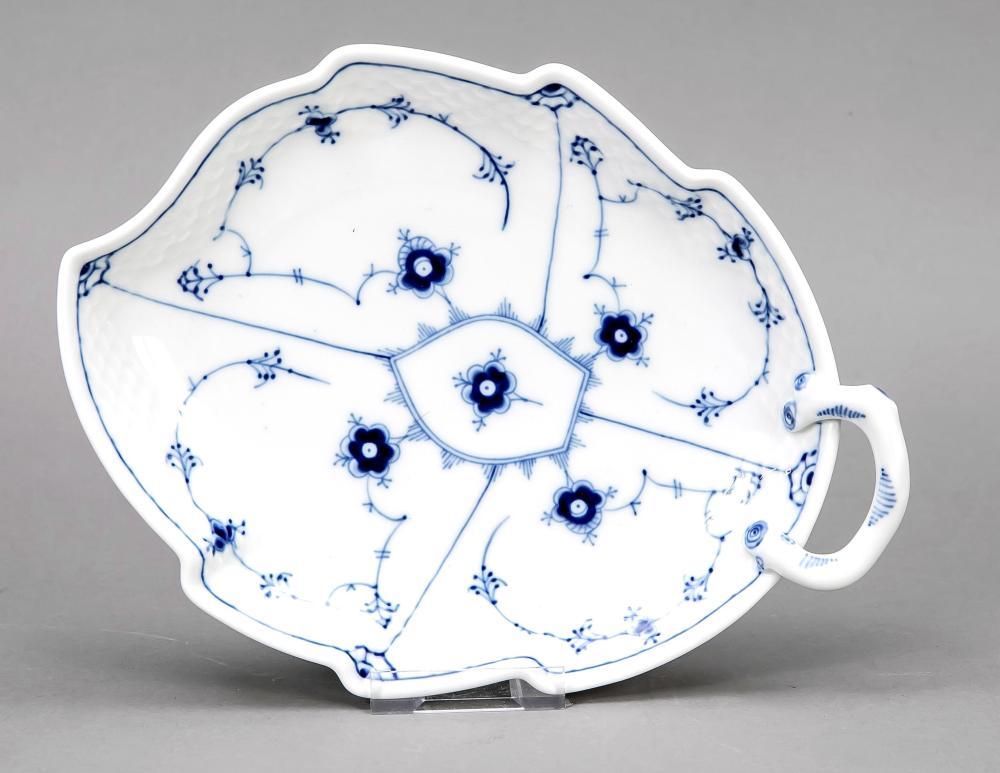 Leaf bowl, Bing & Gröndahl, Co