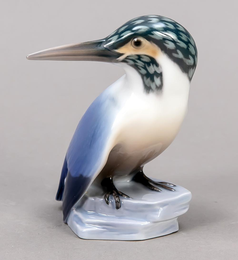 Art Nouveau animal figurine, B