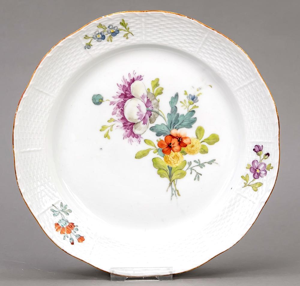 Plate, Imperial St. Petersburg