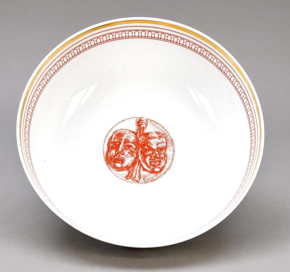 Round bowl, Bing & Gröndahl, C