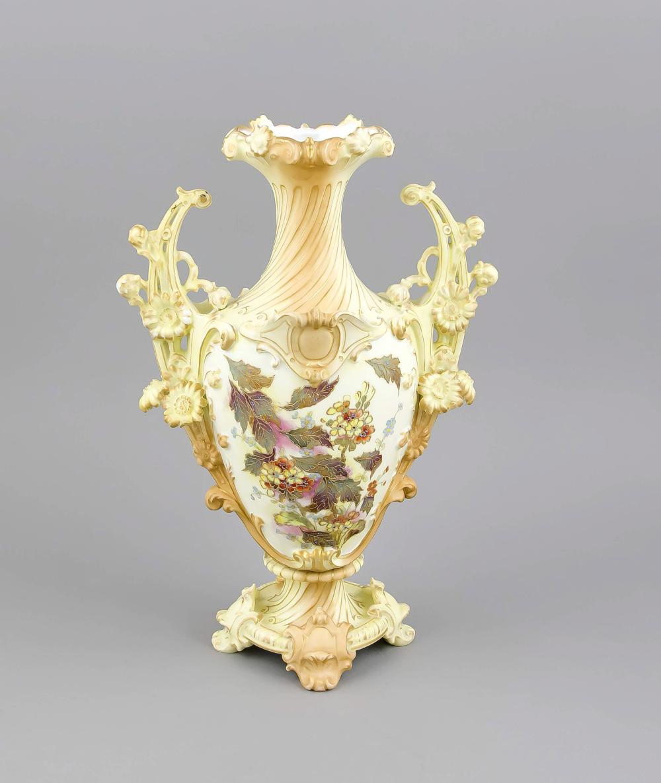 Art Nouveau vase, Rudolstadt,