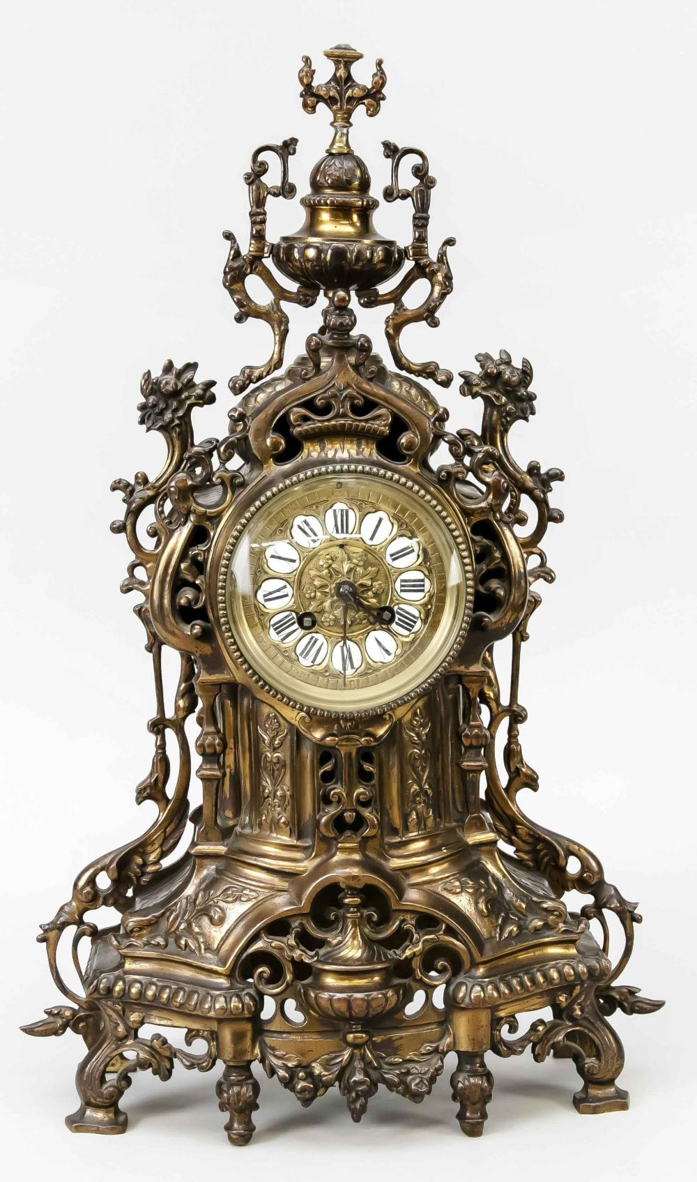 French. Historicism clock, 2nd