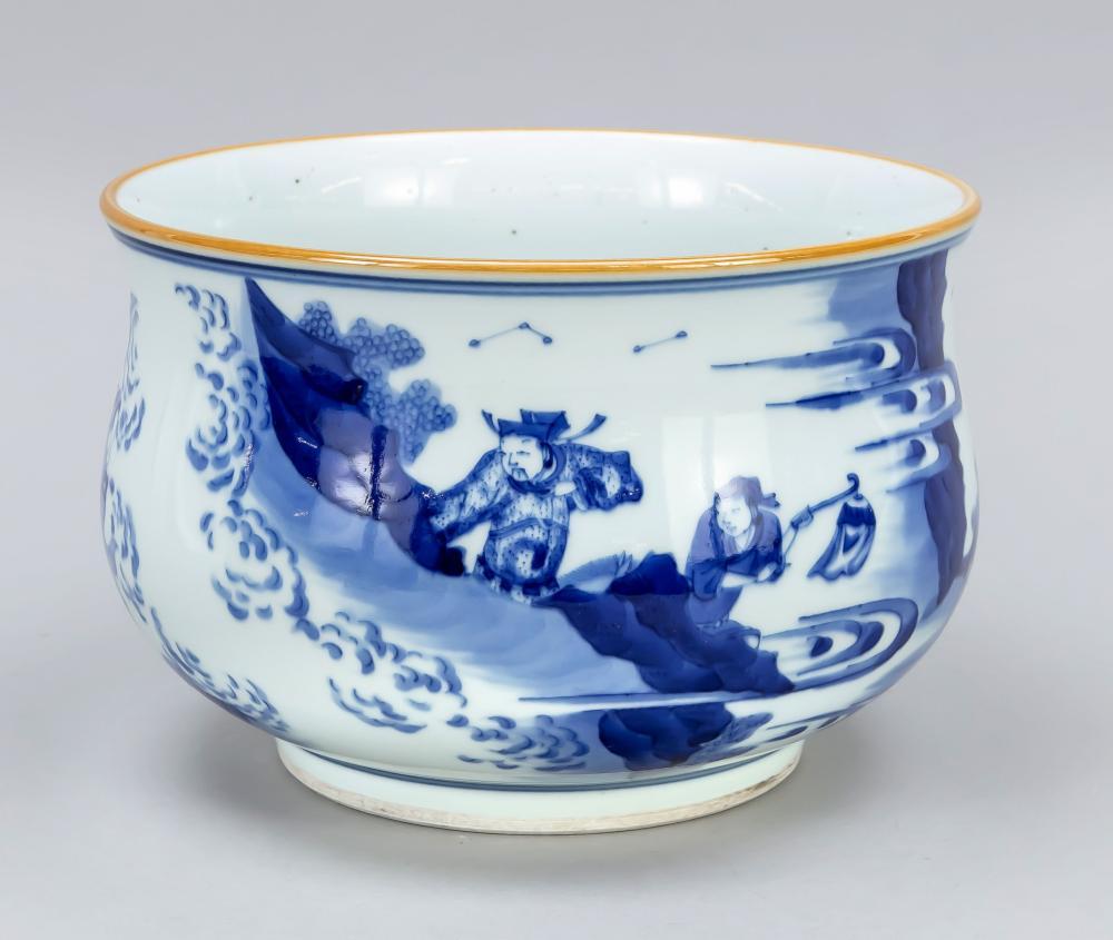 Bowl in Kangxi style, China, 1