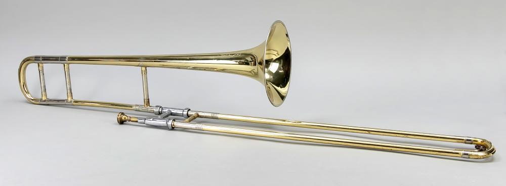Trombone, Germany, 20th century,