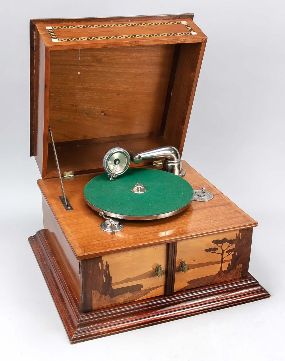Gramophone, beginning of the 20th
