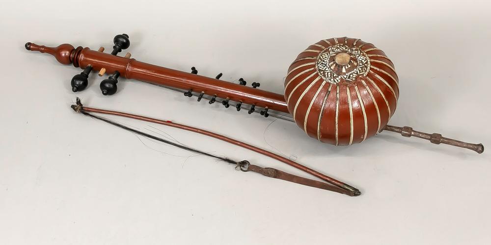 String instrument, origin unclear