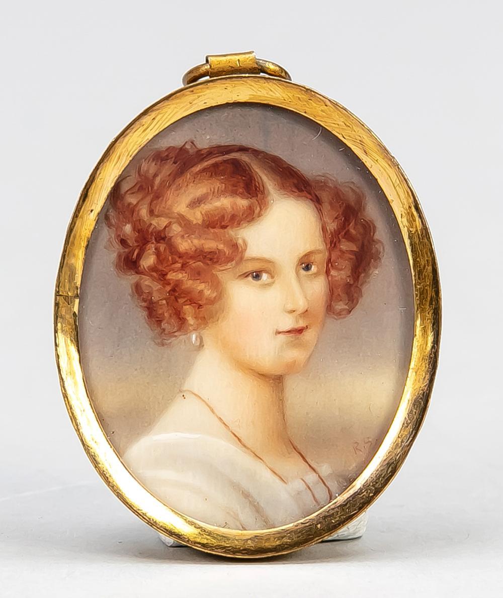 Miniature, 19th/20th century, por