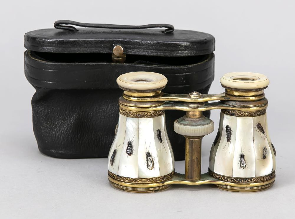 Binoculars/opera glasses, c. 1900