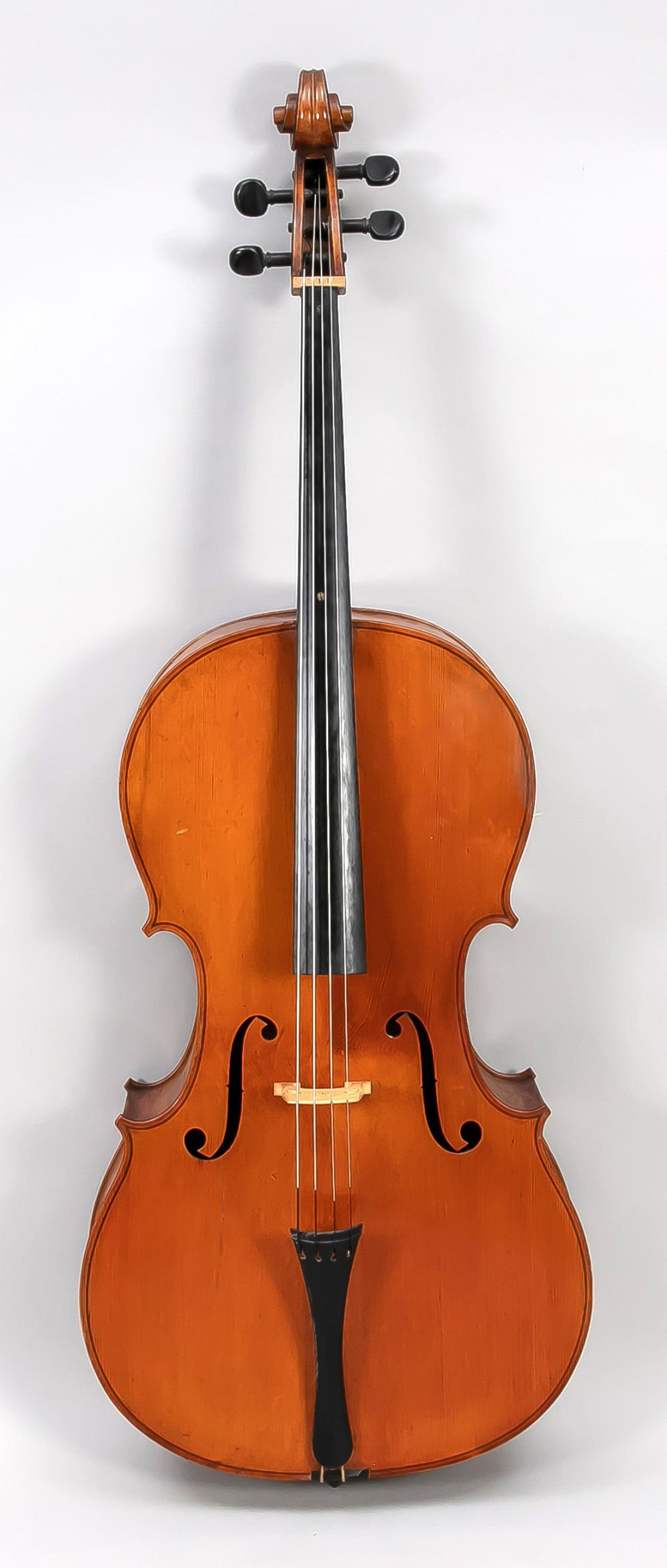 Cello, 20th century, with new str