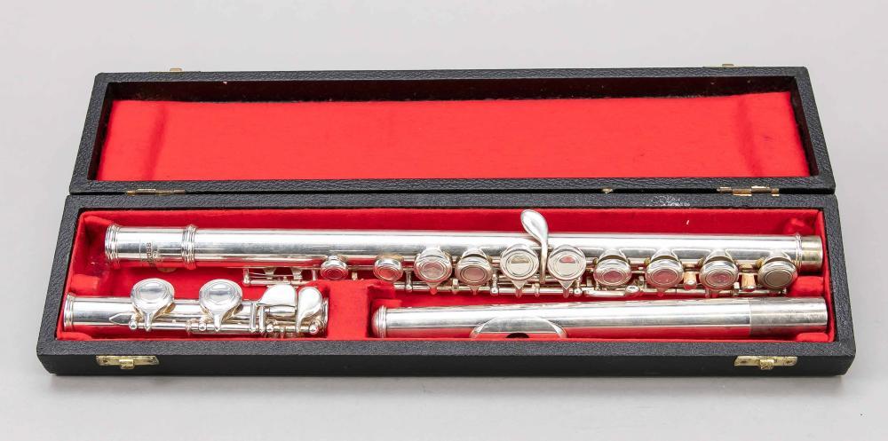 Transverse flute by ''FirstBrass'